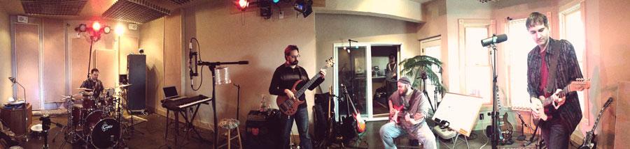Radiophonic at Soona Songs Studio